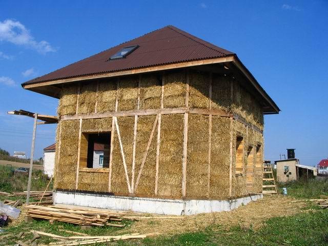 Из чего лучше строить дом своими руками 5
