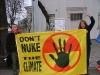 Акція проти ядерної енергетики в кліматичній політиці