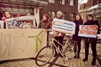 Активісти вимагають зупинити інвестиції у вугільну промисловість